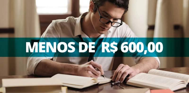 3 CURSOS POR MENOS DE R$600 CADA- CORRETOR DE IMÓVEIS