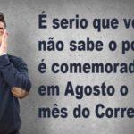 O PORQUÊ DO MÊS DO CORRETOR DE IMÓVEIS