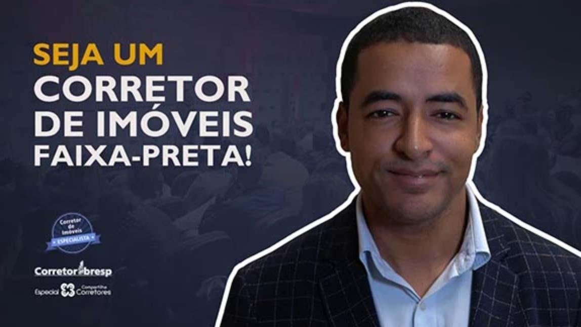 CORRETOR DE IMÓVEIS FAIXA-PRETA #04