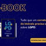 Ebook gratuito: LGPD, o que o corretor de imóveis precisa saber?