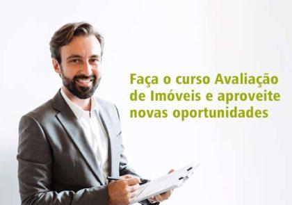 Faça o curso Avaliação de Imóveis e aproveite novas oportunidades