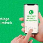 Como montar um catálogo de imóveis no WhatsApp Imobiliário